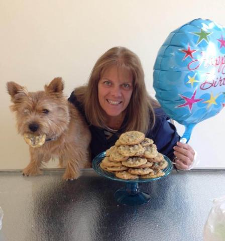 Veterinarian, Birthday, Veterinary Birthday, Mary Beth Soverns, DVM, Dr. Soverns